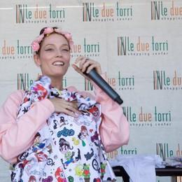 LaSabri fa il pieno di fans a Stezzano Almeno 1.200 ragazzi per la creator