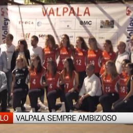 Pallavolo, la presentazione delle squadre del Valpala