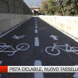 Pista ciclabile Bergamo-Zogno, nuovo tassello ad Almè