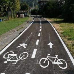 Pista ciclabile Bergamo-Zogno Almè, pronto il tratto che lega al Quisa