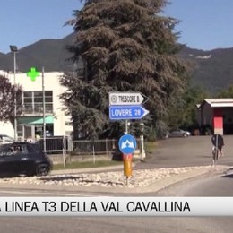 Trasporti, la Val Cavallina chiede la tramvia T3