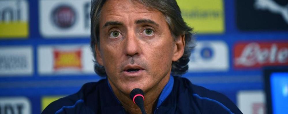 Nazionale, lo sfogo del ct Mancini «In serie A devono giocare più giovani»