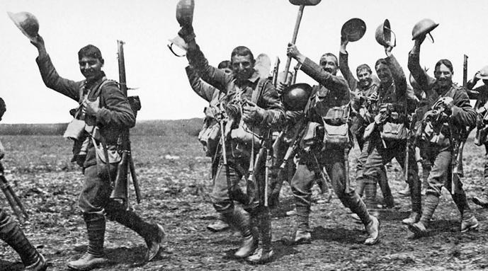 1915 – 1918: MEMORIE DELLA GRANDE GUERRA