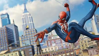 Marvel's Spider-Man  nella tela del ragno su PS4