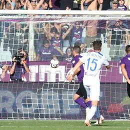 Rigore inesistente, Atalanta ko a Firenze Nel dopopartita tutti all'attacco dell'arbitro