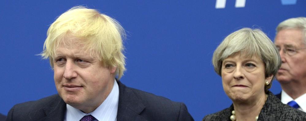 Brexit: Johnson contro May, con Ue ha issato bandiera bianca