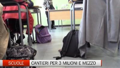 Aule e laboratori per le scuole: investiti 3,680milioni