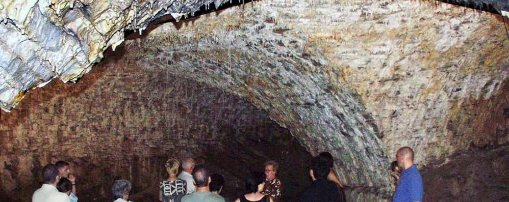 In tv la Bergamo sotterranea La svela l'archeologo Darius Arya