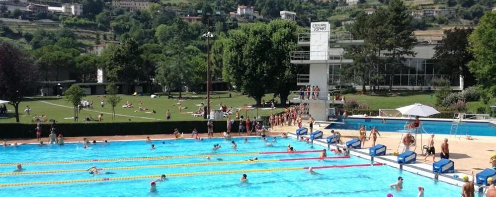 Stagione boom alle piscine Italcementi E ora si lavora all'operazione restyling