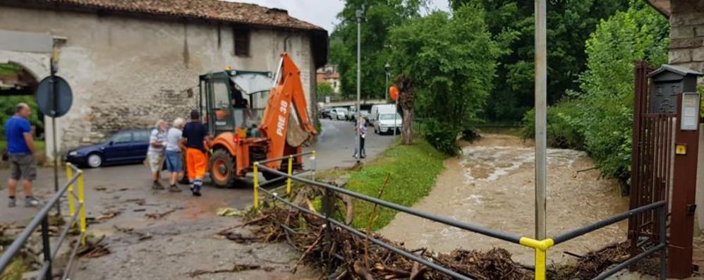Maltempo Lombardia, danni per 37 milioni Alla Bergamasca risarcimento di 6 milioni