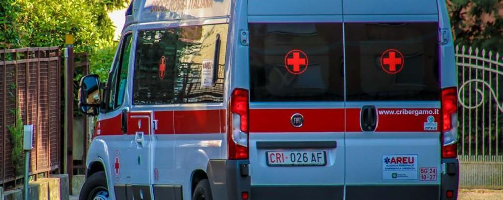 Scontro tra auto e tir a Montichiari   Bimba di 7 anni ricoverata a Bergamo