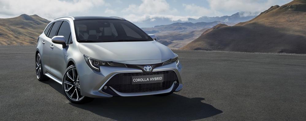 Toyota Corolla Touring Sports arriva in 2 potenze ibride