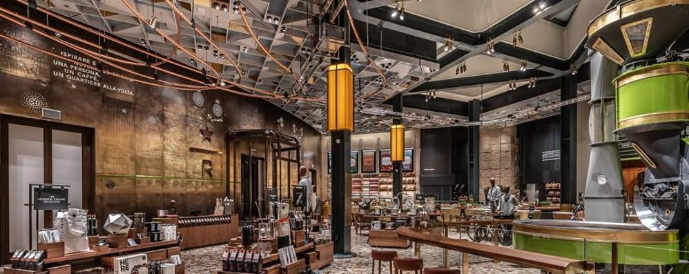Dopo Milano, si pensa anche a Bergamo Via all'avventura Starbucks in Italia - Foto