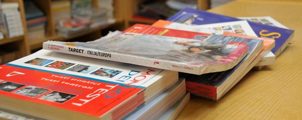 I librai bergamaschi: «Testi cari? No Spesa invariata rispetto all'anno scorso»