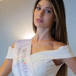 Miss Italia, una bergamasca in finale Tutti pronti per tifare Patrizia Bendotti