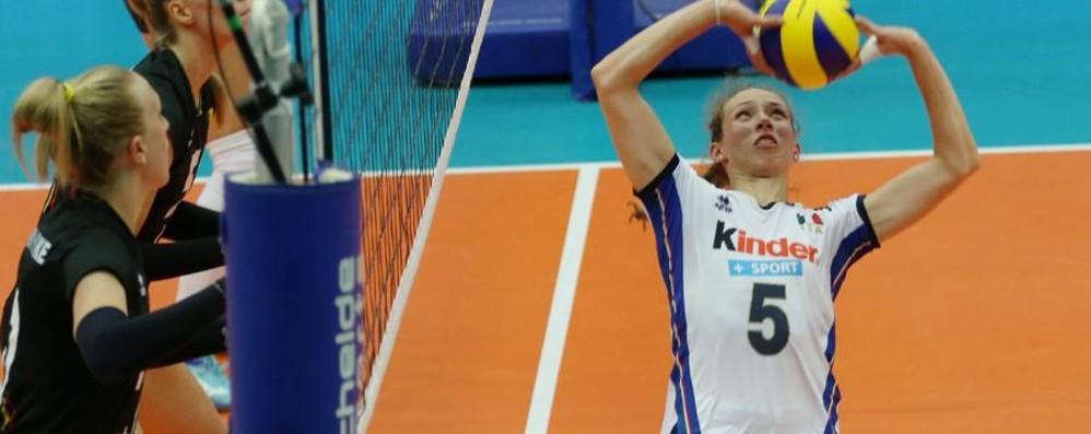 Pallavolo femminile, l'Italia a Bergamo Sfide contro l'Olanda verso il Mondiale