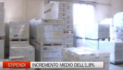Stipendi a Bergamo nel 2018: incremento medio del 1,8%