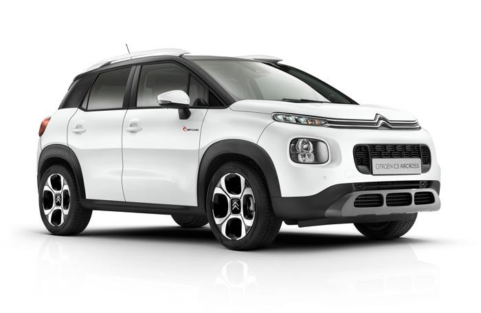 citroen c3 aircross debutta la versione speciale rip curl motori bergamo. Black Bedroom Furniture Sets. Home Design Ideas