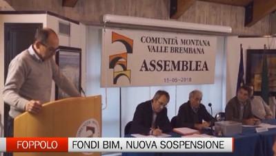 Foppolo, fondi Bim: nuova sospensione