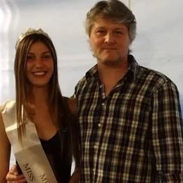 Patrizia e la finale di Miss Italia Lovere fa il tifo per lei
