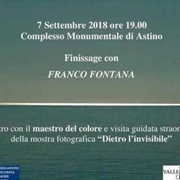 Visita guidata con Franco Fontana