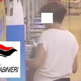 Ruba il portafoglio in un supermercato Arrestato un 48enne a Brembate