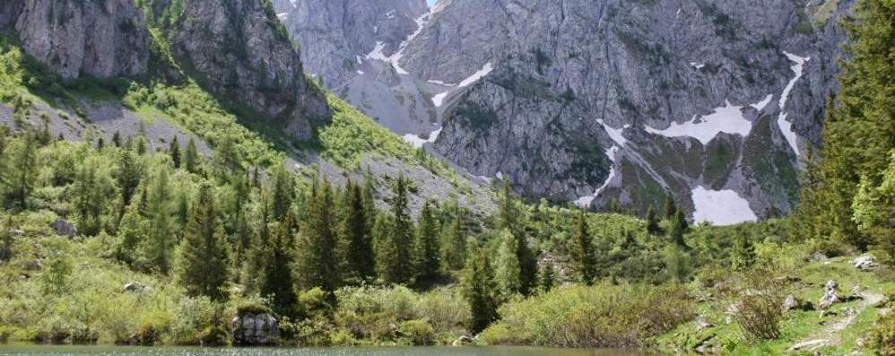 Valle di Scalve, malore in montagna  Muore 60enne di Scanzorosciate