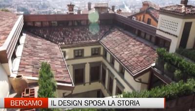Bergamo - Il design sposa la storia