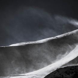 Allerta vento, raffiche fino a 100km/h Meteo, mercoledì in arrivo aria polare