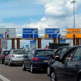 Autostrade, buona notizia per il 2019 Niente aumenti dei pedaggi