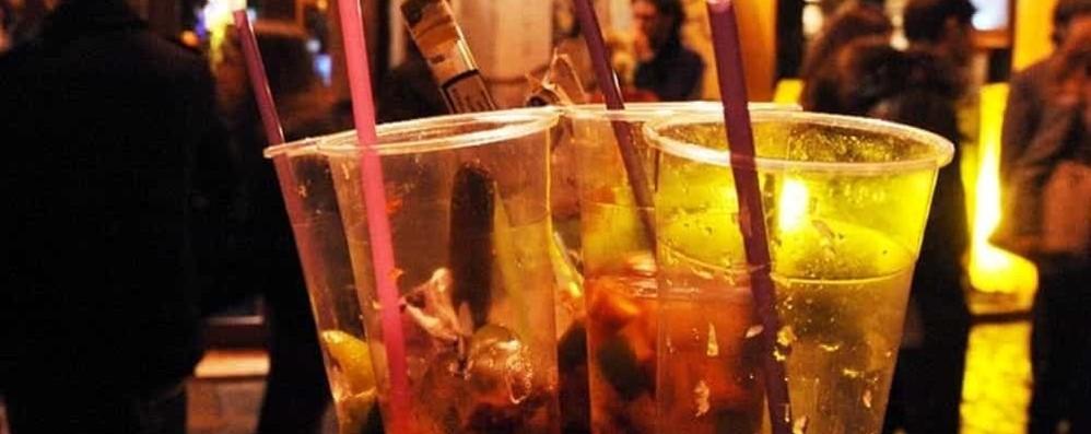 I giovani e l'alcol a Capodanno Una decina di ragazzi in ospedale