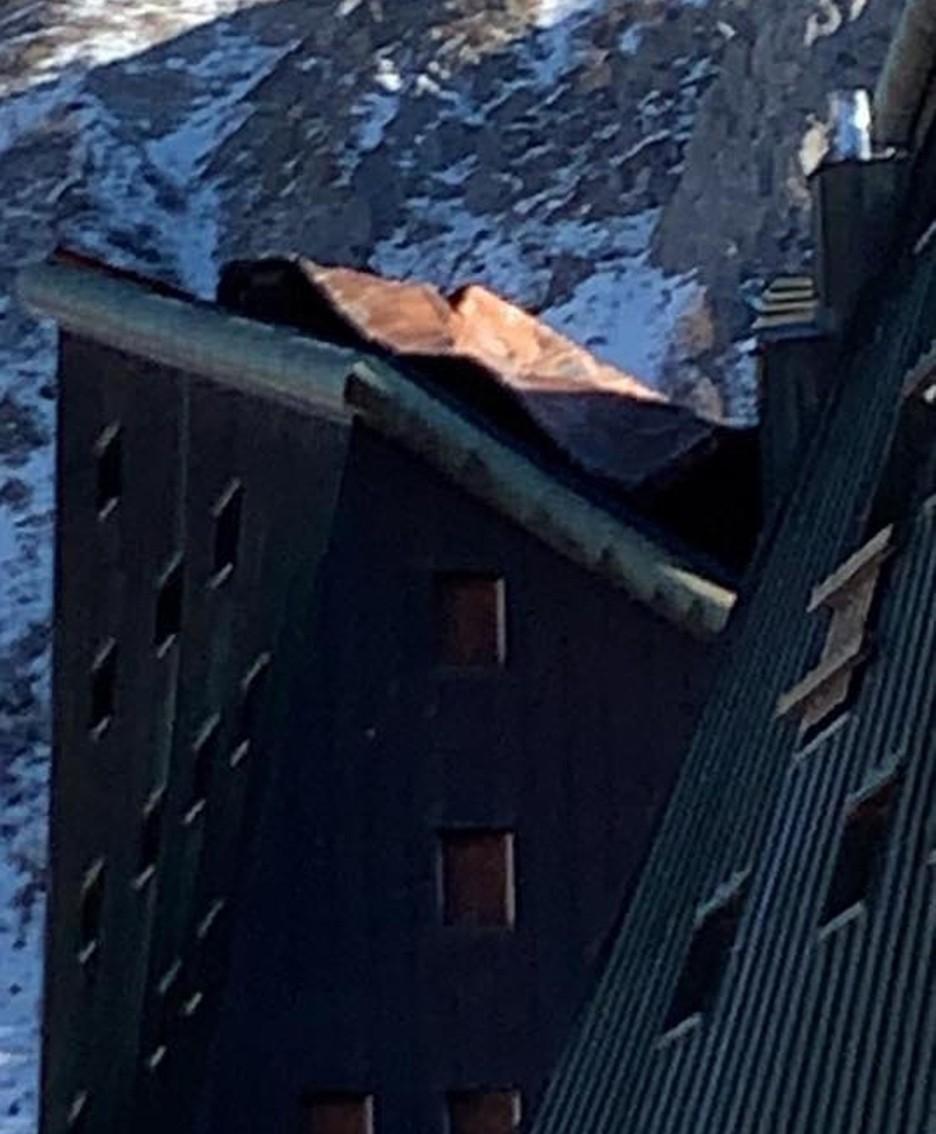 Foppolo tetto scoperchiato