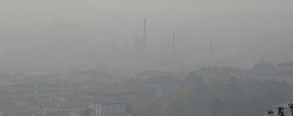 Inizio d'anno critico per l'aria Le polveri sottili tornano a salire
