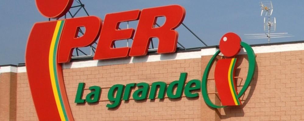 Iper ospita Unieuro Spazi nei punti vendita