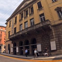 Teatro Nuovo, ancora tutto fermo Altro rinvio a Bergamo. Si attende marzo