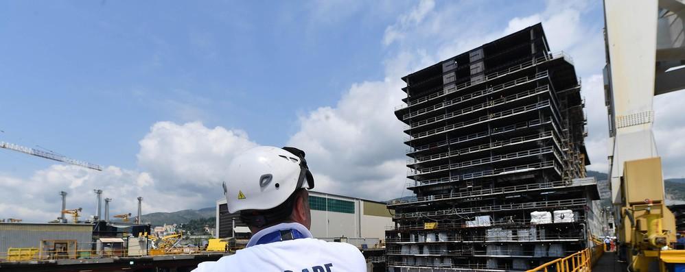 Fincantieri: Ue avvia esame su acquisizione Stx