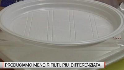 A Bergamo continua a diminuire la produzione complessiva e pro capite di rifiuti