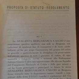 Il tesoro del maresciallo/2 La storia Alle origini dell'Atalanta