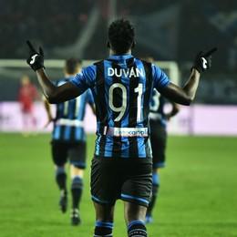 Intervista a Zapata: «Due gol di meno  per l'Atalanta più in alto in classica»