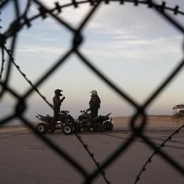 Muro col Messico Giudizio su Trump