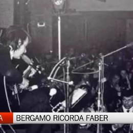 Musica - Anche Bergamo ricorda De André
