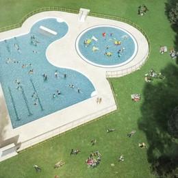 Seriate, al via i lavori per l'acquapark Nuoto, giochi e idromassaggio -Foto