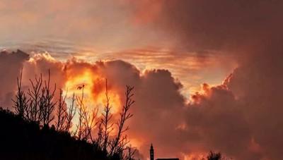 «Un cuore nel tramonto...»