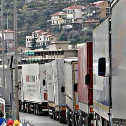 Autotrasporto merci Lunedì giornata di sciopero