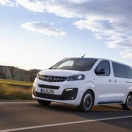 Opel Zafira: pronta la quarta serie