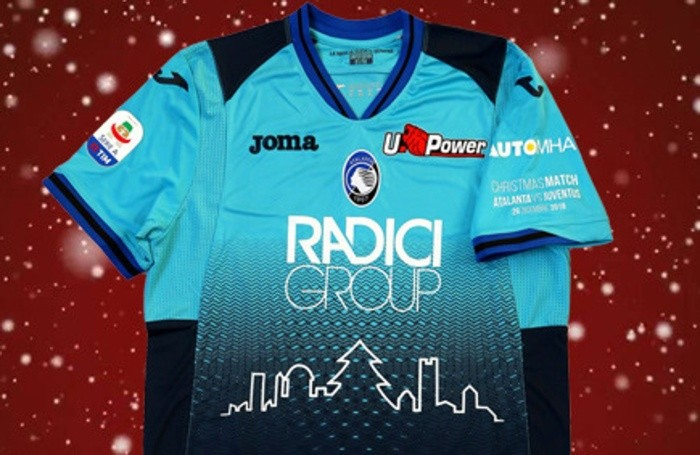 maglie Christmas match