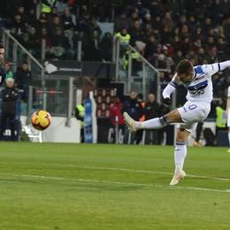 Cagliari-Atalanta 0-2, colpo di testa vincente di Zapata, gioia anche per Pasalic