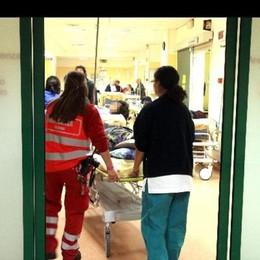 Problema col camino, famiglia sta male A Urgnano intossicati due bambini