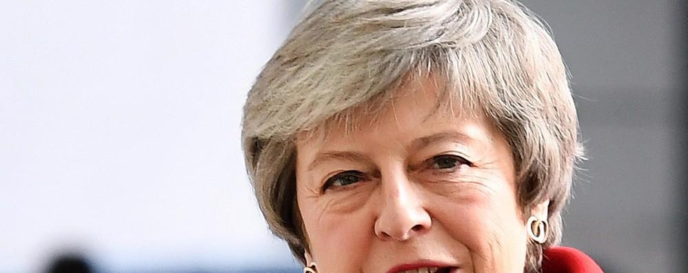Brexit: May, ora più probabile che Gb non lasci l'Ue