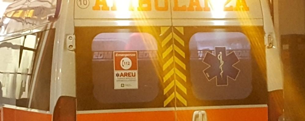 Ranica, incidente sulla superstrada Sei feriti, ci sono anche due bambini